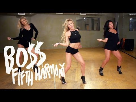▶ Fifth Harmony - BO$$ / BOSS (Dance Tutorial) - YouTube