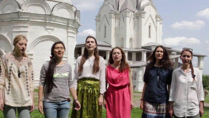 Hymn of WYD 2016. Multilanguage version.