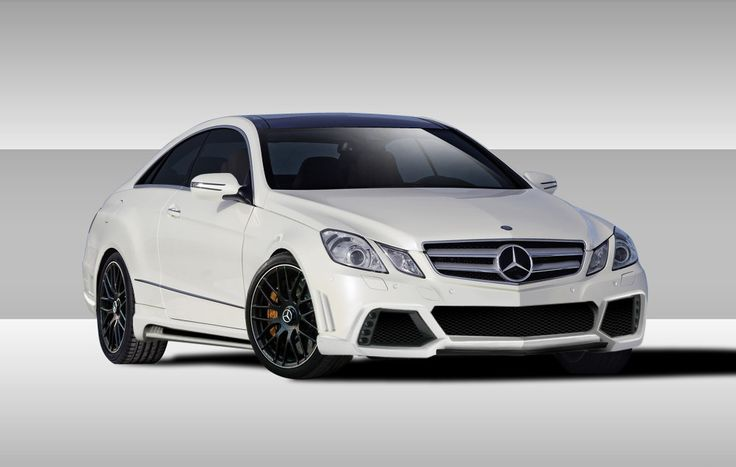 2010-2013 Mercedes E Class C207 2DR Eros Version 2 Body Kit - 4 Piece