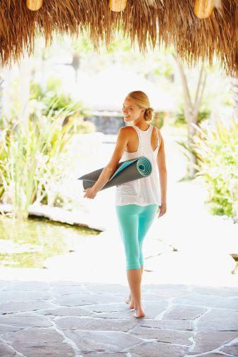 como hacer yoga en casa