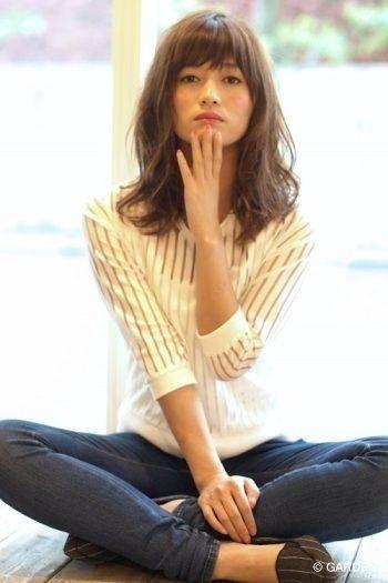 『joemi』パーマをかけようかお悩みの方!とてもオススメです♪ゆる系スタイルが可愛い♪ | GARDEN HAIR CATALOG | 原宿 表参道 銀座 美容室 ヘアサロン ガーデン