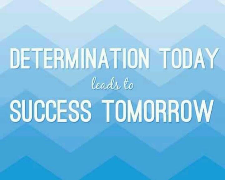 Determination To Succeed Quotes. QuotesGram