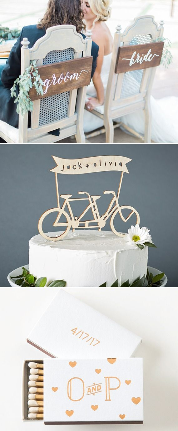 Your wedding just got real. And we have everything you need for it.