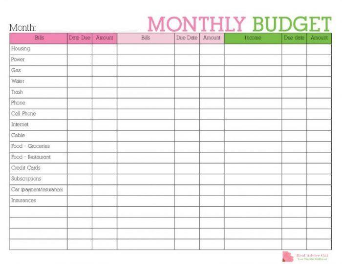 13 best printables images on Pinterest Calendar, Free printable - printable spreadsheet template