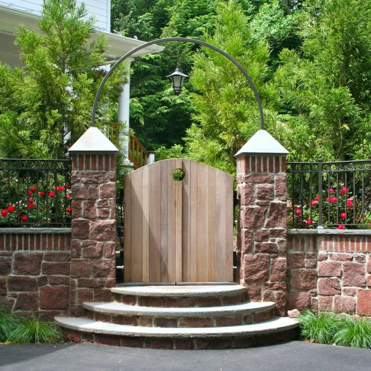 34 best Landscaping Gates Fences and Walls images on Pinterest