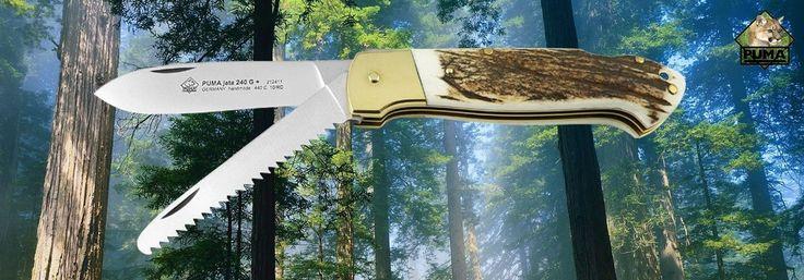 Kvalitní kapesní zavírací nůž PUMA