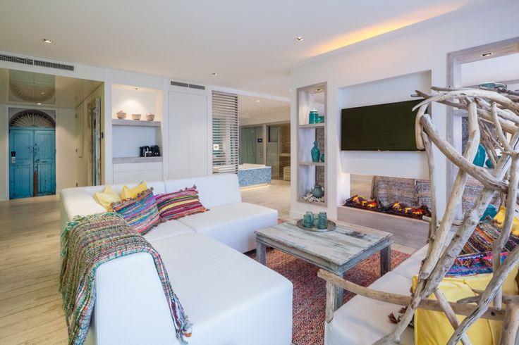 Ibiza suite in hotel van der Valk Vianen.