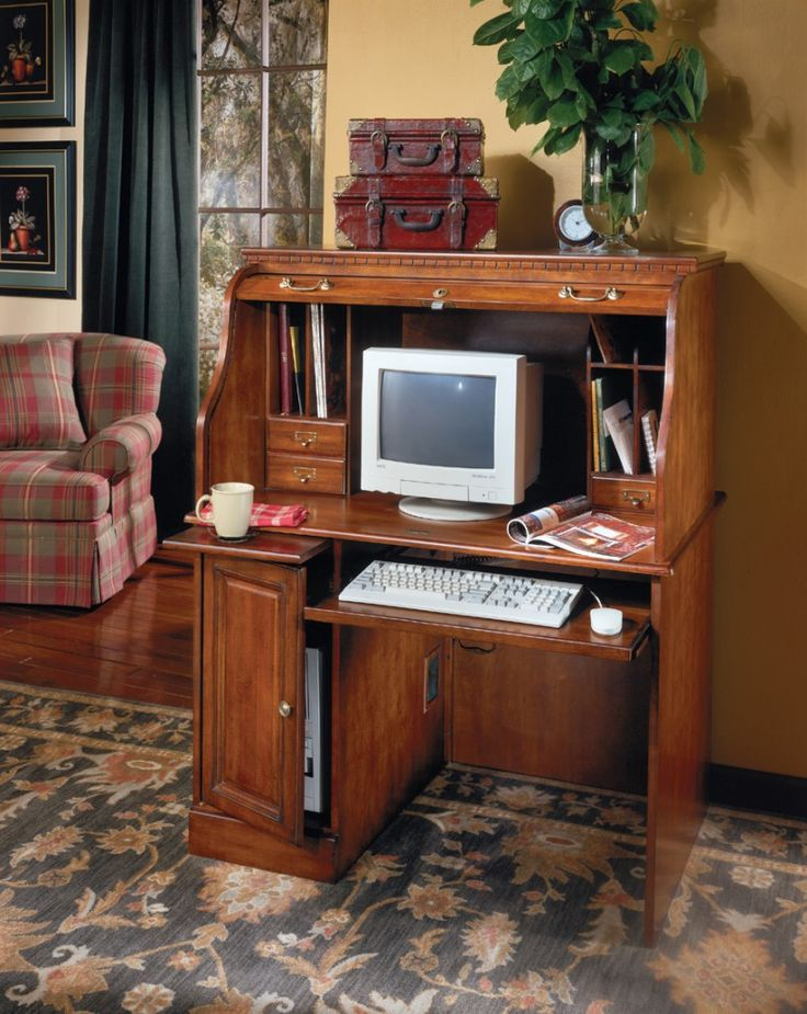 42 Best Images About Roll Top Desks On Pinterest Cherries Solid Oak And Antiques