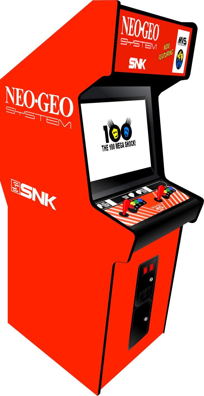 mvs arcade machine