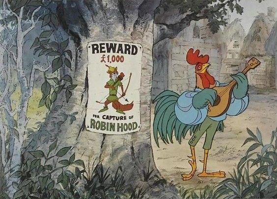 Robin des Bois(Disney)