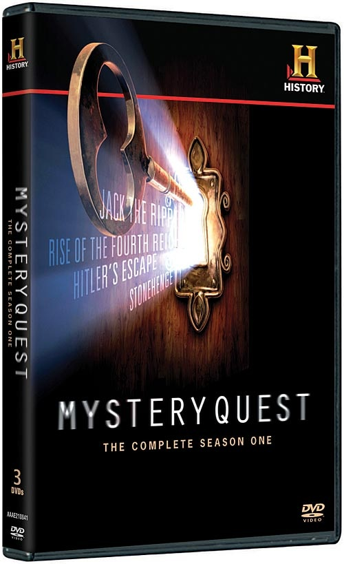 MysteryQuest 1x05 Alien Cover Up ~click image to watch full documentary