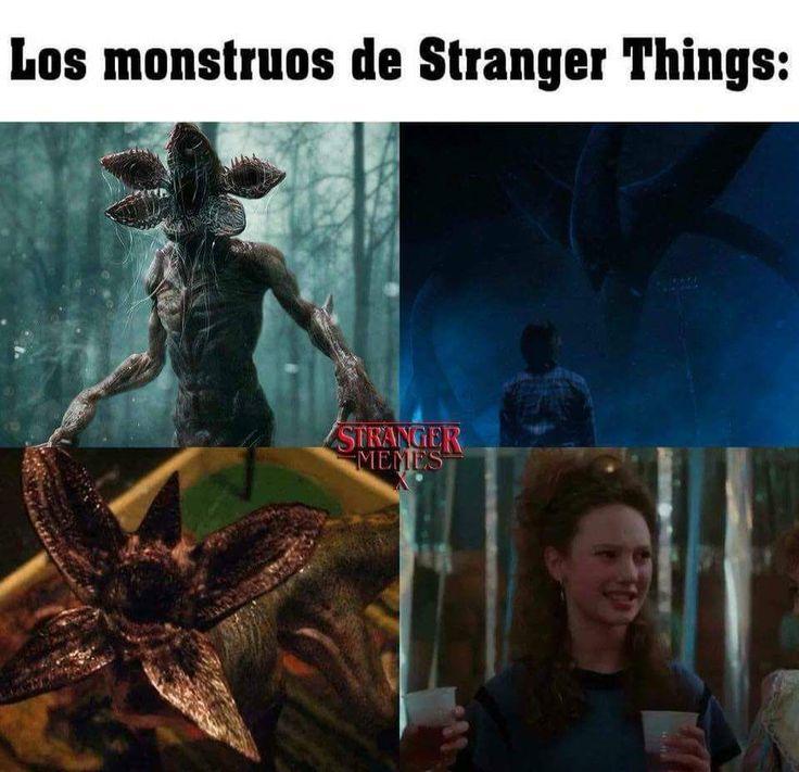 Memes de Stranger Things 2 - 142. - Wattpad