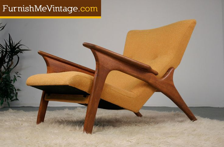 1000 Images About Vintage Seating On Pinterest Herman