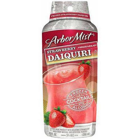 Arbor Mist Wine Strawberry Daiquiri Cocktail, 10 fl oz