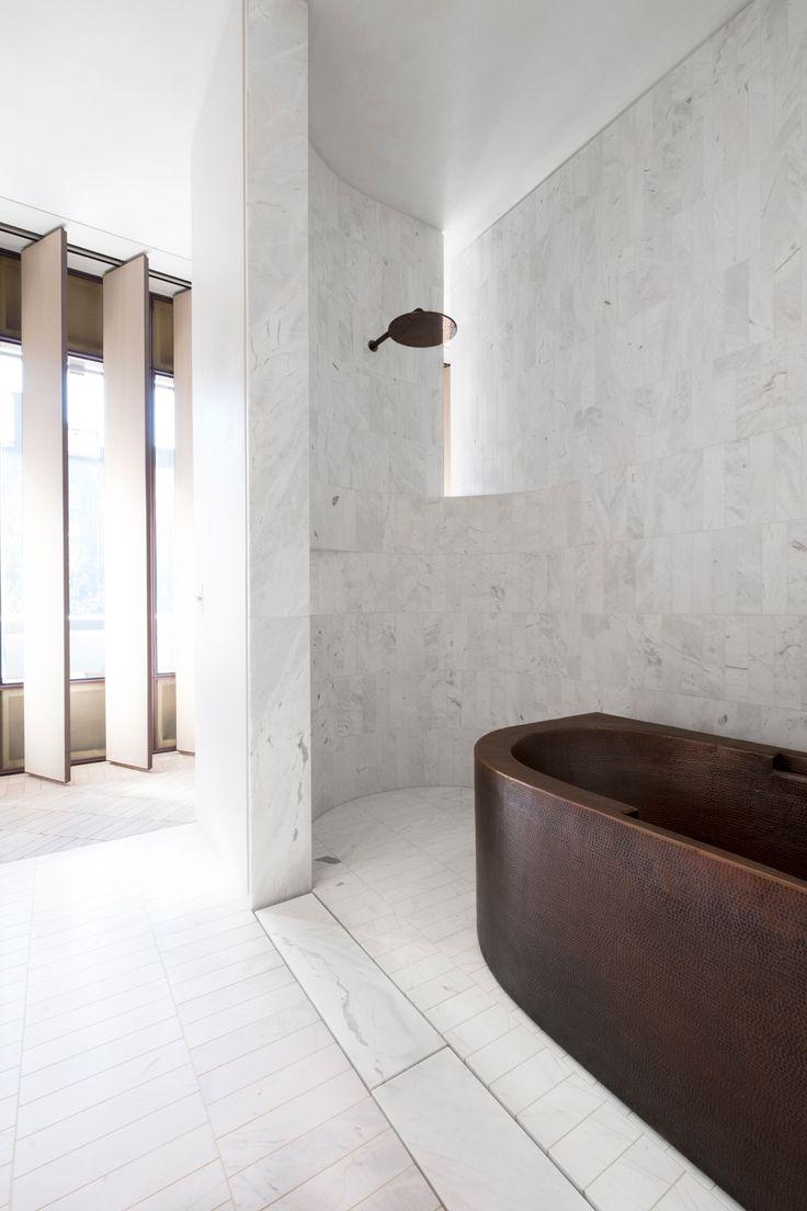 Best Residential Bathroom Design William Smart Indigo Slam