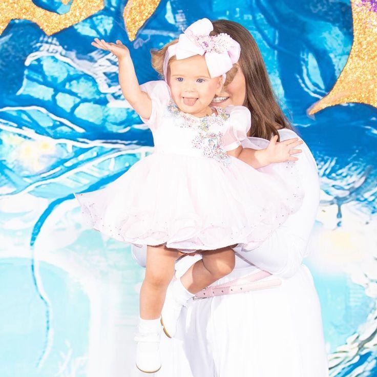 """""""TA DA"""" Ralynn ist angekommen. #baby #cutie #pageant #pageantlife #babiesofinst …   – Babies We <3"""
