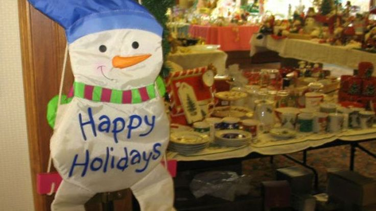 Attic Angels to hold annual holiday sale Gently used Christmas, Hanukkah and other holiday decorations will be featured at the latest benefit sale from the Attic Angels Association of Madison. The Holidays Galore & More Sale is scheduled for Friday and Saturday at the association's building ... #christmasdecorationsale