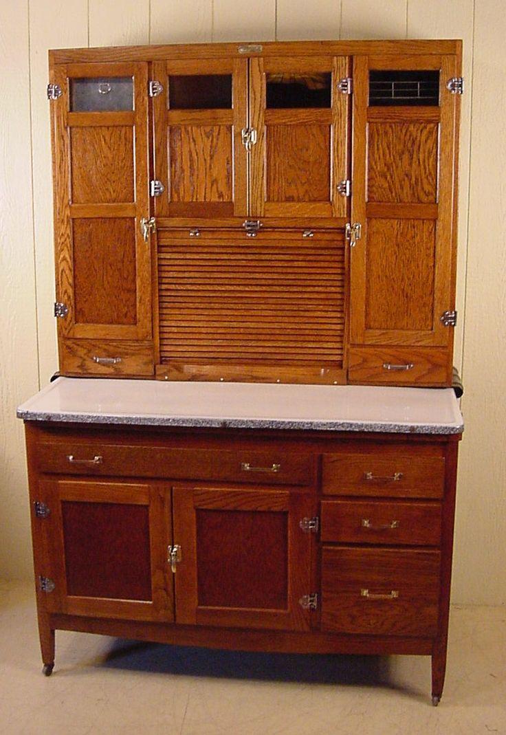Best Primitive Hoosier Cabinets For Sale Oak Hoosier Style 640 x 480