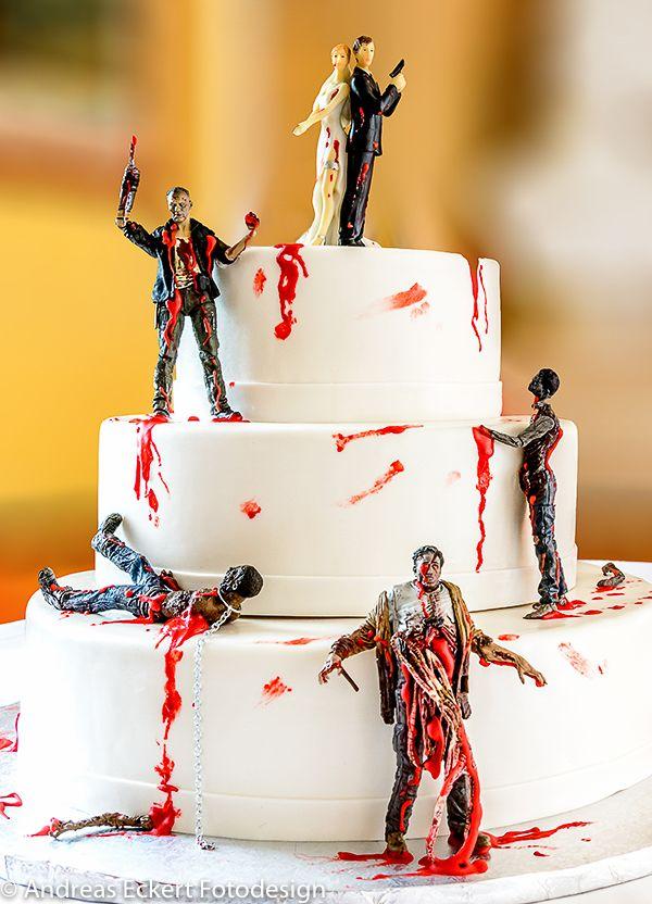 Ausgefallene Hochzeitstorte Hochzeitstorten    funny wedding cake ideas