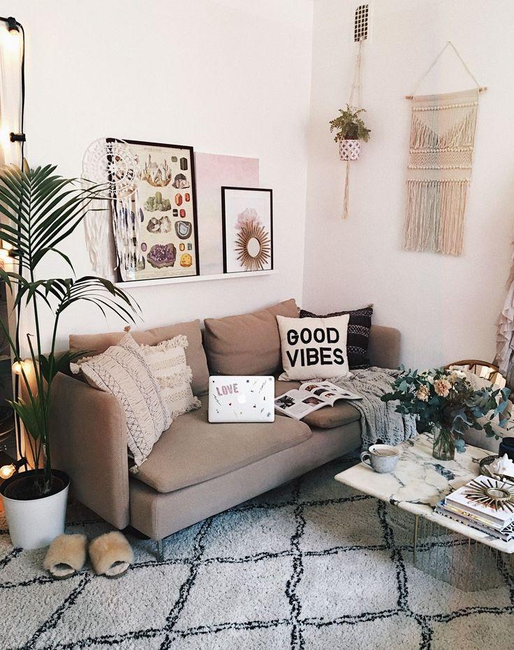 Deco Inspo/Josefin Dahlbergs blog/ I like Good Vibes!