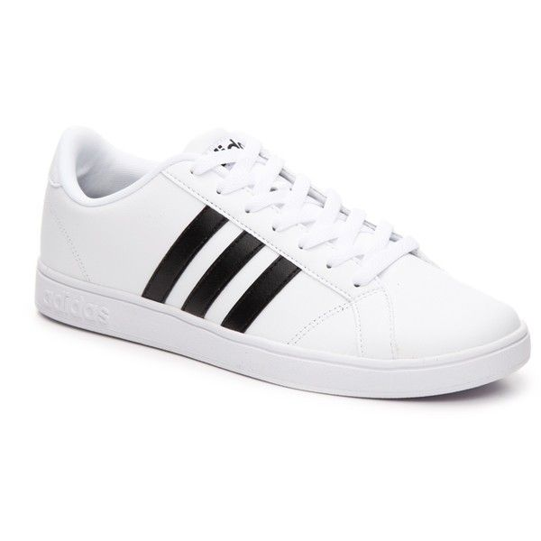 adidas NEO Baseline Sneaker- DSW (79 AUD) ❤ liked on Polyvore featuring shoes, sneakers, adidas neo, adidas neo shoes and adidas neo sneakers