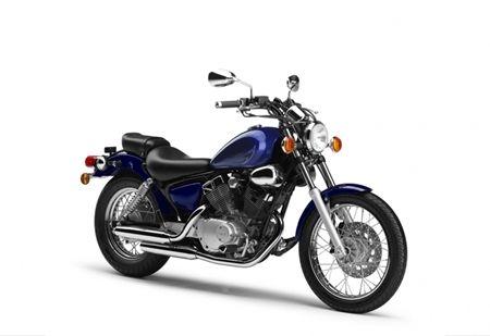 Yamaha Virago XV250 with 12 months Rego