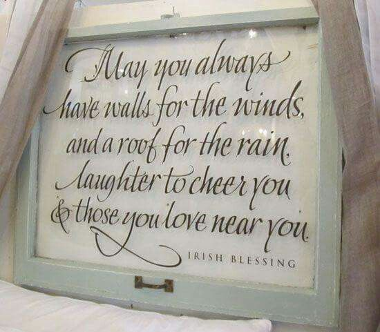 Irish Wedding Quotes: Best 25+ Old Irish Blessing Ideas On Pinterest