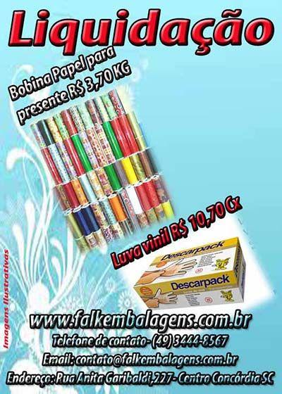Grande promoção ponta de estoque... boninas de papel para presente e luvas de vinil a preço especial.... (49) 3444-8567