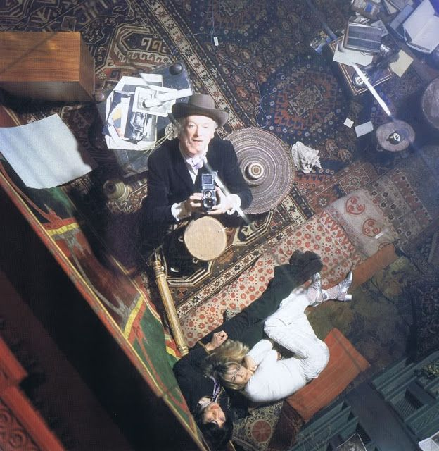 Сесил Битон (Cecil Beaton) – икона стиля и знаменитый фотограф