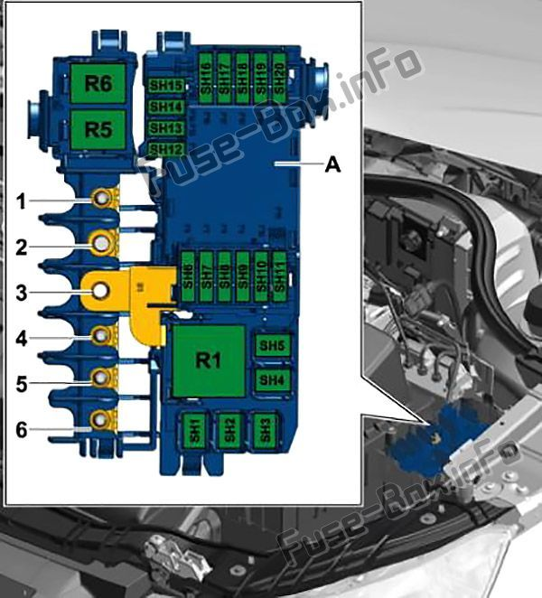 Audi A1  8x  2010  2011  2012  2013  2014  2015  2016