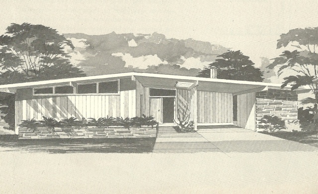 1960S Houses Prepossessing Mid Century Modern House Plans  House Plans 1960S Homes Vintage Review