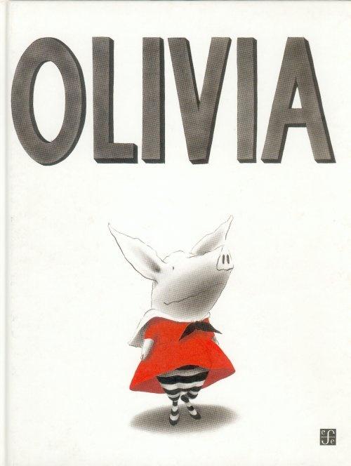A Olivia le gusta cantar a todo volumen, probarse toda su ropa cada vez que se viste, ir a la playa y construir castillos de arena, imaginar que es bailarina o cantante de ópera, darle lata al gato, deshacerse de su hermanito, pintar murales, sacar de quicio a todo el mundo. En fin, es una cerdita que se divierte a lo grande.