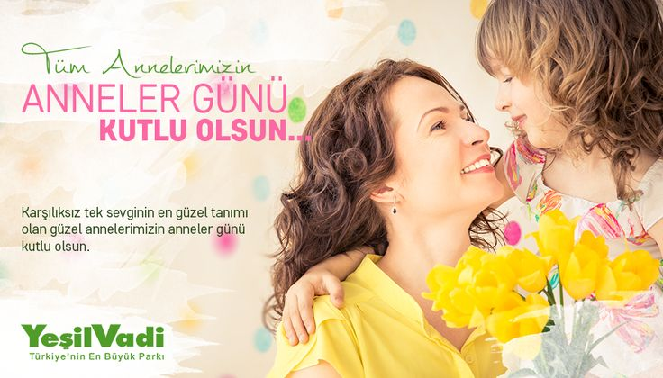 Karşılıksız tek sevginin en güzel tanımı olan güzel annemizin Anneler Günü kutlu olsun. #AnnelerGünü