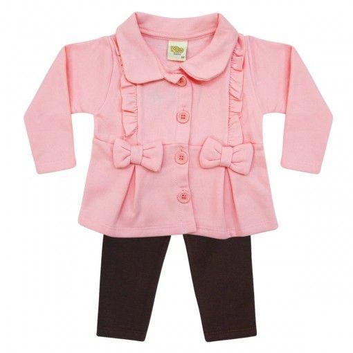 Conjunto de bebê barato para o inverno você encontra na 764 Kids. Compre os últimos lançamentos. Entrega rápida e parcelamento em 3X sem juros.