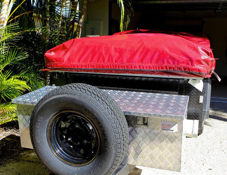 Camper Trailer GIC Off Road 2 years old, excellent condition Twin Waters Maroochydore Area image 1