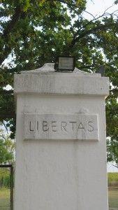 Libertas in die Boord