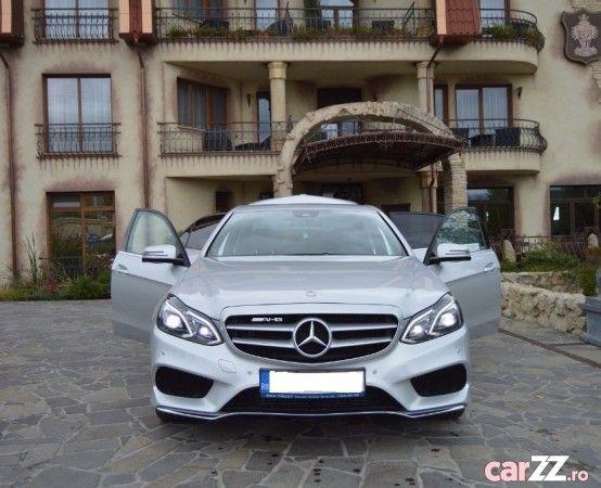 Mercedes E220 Full Package