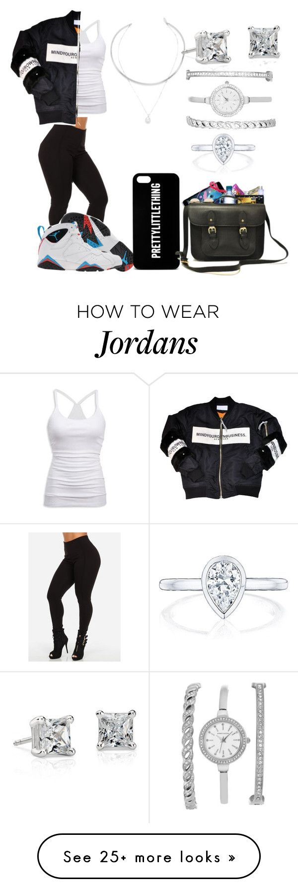 """Orion"" by life957 on Polyvore featuring American Eagle Outfitters, Retrò, Blue Nile, Anne Klein and Tacori"