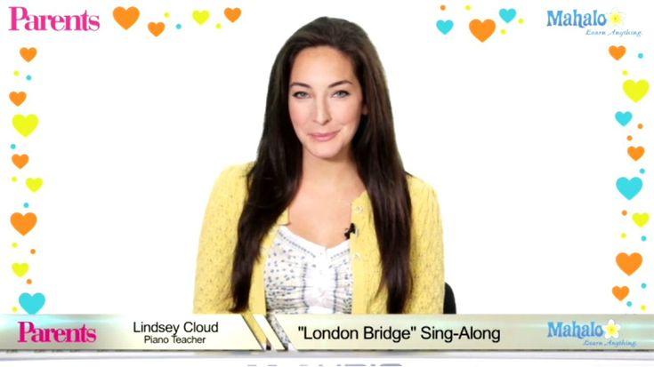London Bridge: Sing-Along Song Video for Kids