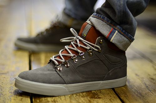 Leather & suede.: Men Clothing, Casual Shoes, Awesome Shoes, Stylish Clothing, Men Outfits, Men Fashion, Men Shoes, Men Footwear, Everyday Shoes