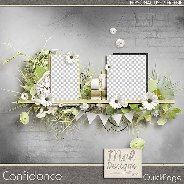 Good morning – Confidence and freebies !! | Mel Designs On my blog : http://www.meldesigns.fr/good-morning-confidence-and-freebies/
