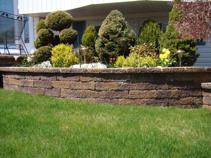 Protect Your Expensive Landscaping. Garden WallsRetaining WallsLandscaping