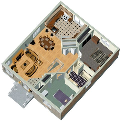Two Bedroom House Design Pictures Adorable 12 Best Blueprint For Homes Tips And Guide Images On Pinterest Inspiration Design