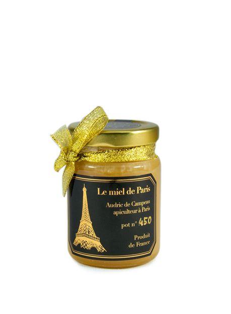 Le Miel de Paris est Miel d'exception, uniquement en séries limitées et numérotées.etiquette m-majuscule.com