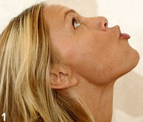 They say it is better to have a double brain than a double chin. Exercising for double chin will not only bring out your jaw line but also helps you look a lot younger. Before even thinking of opting for a cosmetic surgery, you might really want to consid