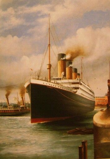 Titanic Engine Room Coal: 105 Best Titanic: The Ship Of Dreams Images On Pinterest