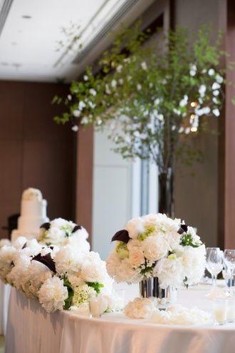 パレスホテル東京(PALACE HOTEL TOKYO)「 装花のこと ② 4」