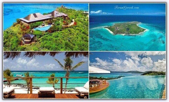 Necker Adası - İngiliz Virgin Adaları Adaları - Forum Gerçek