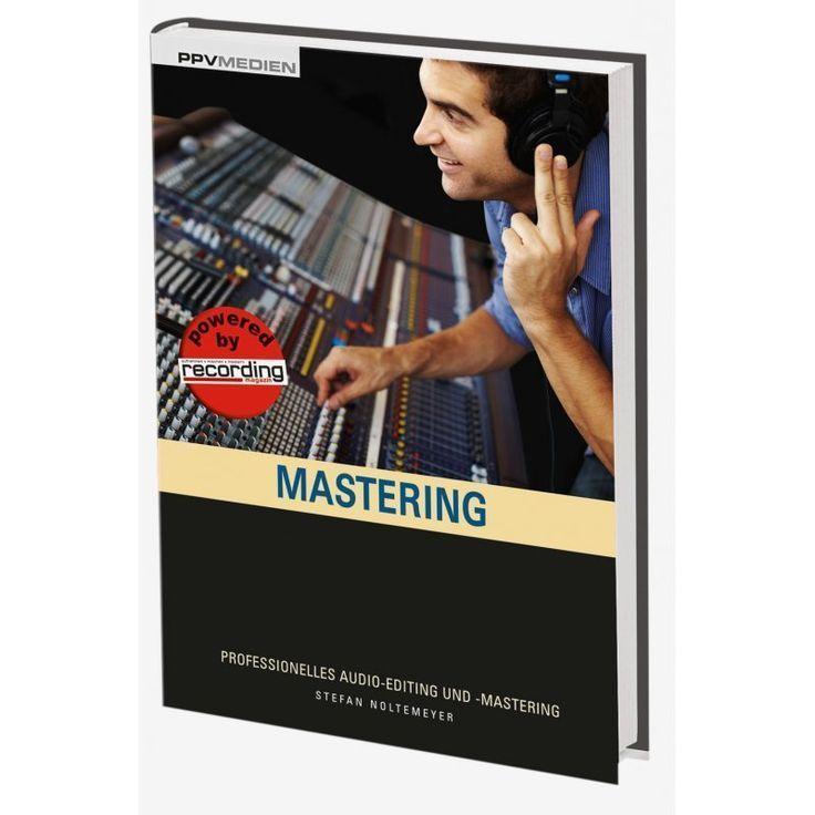Mastering – Professionelles Audio-Editing und Mastering, 29,95 € – – –