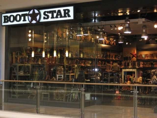 Boot Star Boot Store on the Vegas Strip |  Boot Star is conveniently located on the Las Vegas Strip at the Fashion Show mall across from the Wynn Hotel on the upper level near Neiman Marcus.